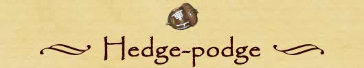 Hedge-podge