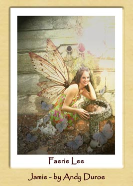 Jamie as Faerie Lee by Andy Duroe